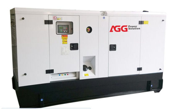 New Design Cummins Genset From 30 95kva