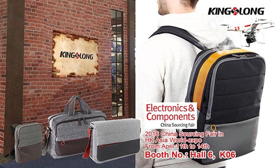 New Design In Hk Fair From Kingslong