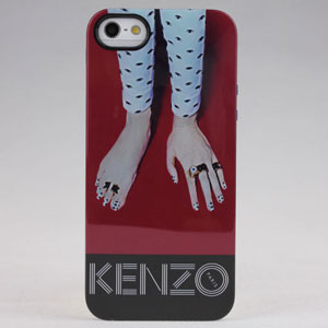 New Design Kenzo Punk Style Hard Tpu Case For Iphone 5 5s