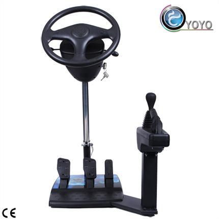 New Develop Driving Game Machine Portable Simulator