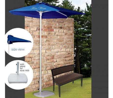 New Fastion Half Umbrella