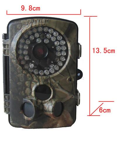 New Hd Digital 12 Mp Night Vision 2 5 Lcd Mms Hunting Trail Camera Widlefe Ir