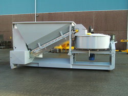 New Mobile Concrete Plant Sumab C 15 1200