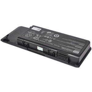 New Model Laptop Battery Replacement For Dell M17x Alienware High Capacity 85wh 9 Cells