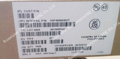 New Original Intersil Parts Hip4086abzt In Stock