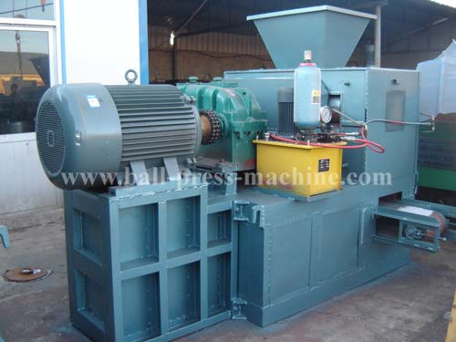 New Product Desulfurization Gypsum Briquette Machine