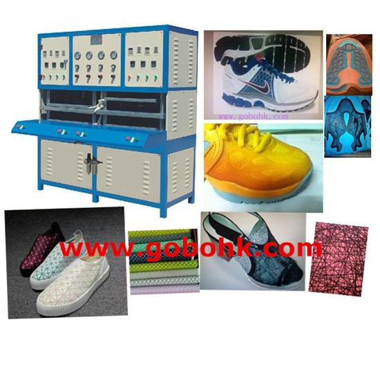 New Reliable Good Quality Kpu Upper Shoes Cover Making Machine