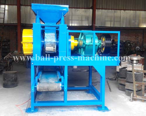 New Type Coal Charcoal Briquette Machine