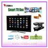 Newest Smart Tv Box With Camera Android 4 2 Dual Core Mic Hd 5 0mp For Skype Video Calling