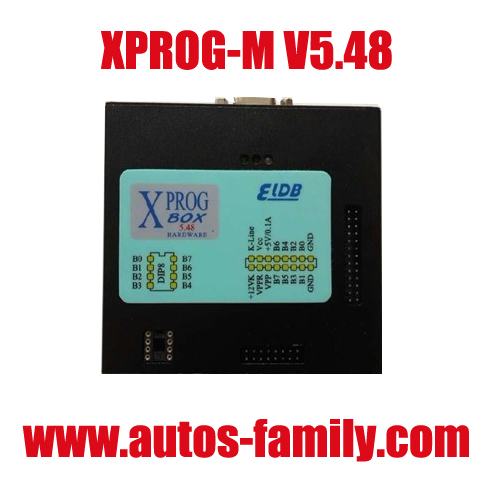 Newest X Prog Box V5 48 Ecu Programmer Xprog M