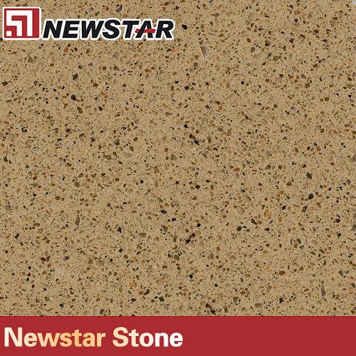 Newstar Beige Artificial Quartz Tile