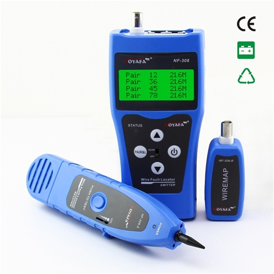 Nf 308 Wire Fault Locator