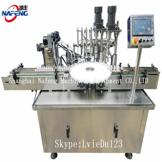 Nfdgk I Ii E Liquid Filling Capping Machine