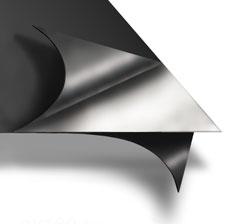 Ngp Sg106 Ss304 Foil Flat Reinforced Graphite Sheet