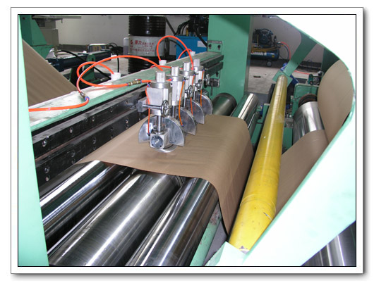 Nhw0201 Reeling Paper Cutting Rewind Machine