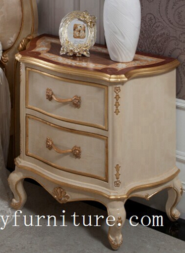 Night Stands Classical Stand Bedside Table Wooden Handcraft Bedroom Furniture Fn 102