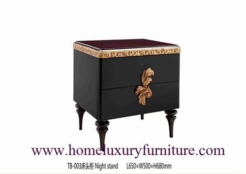 Nightstands Bedside Table Classical Night Stands Wooden Handcraft Bedroom Furniture Tb 003