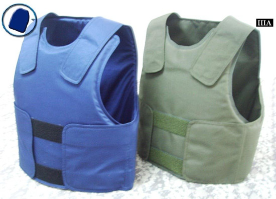 Nij Iiia Concealable Bullet Proof Vest Gd101