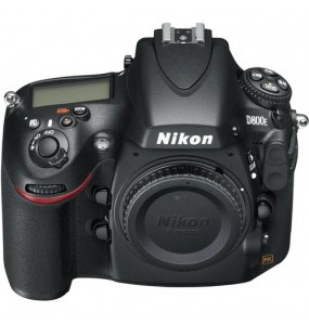 Nikon D800e Slr Digital Camera Body Only Free Af S 50mm F 1 8g Lens
