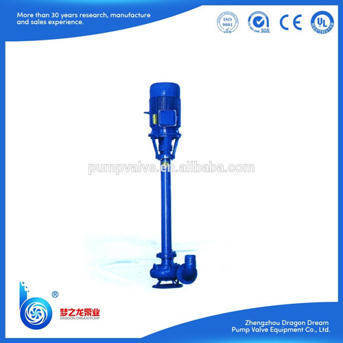 Nl Vertical Centrifugal Sewage Slurry Pump