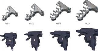 Nll Series Aluminium Alloy Strain Clamp