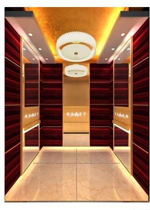No8 Hotel Elevator Decoration
