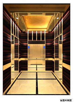 No9 Hotel Elevator Decoration