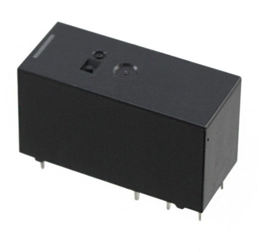 Non Polarized Low Profile Power Relay Alz Series