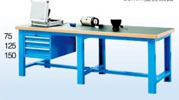 Non Standard Work Bench The Bottom Can Equip Different Cabinets To Realize Double Use Of Working And