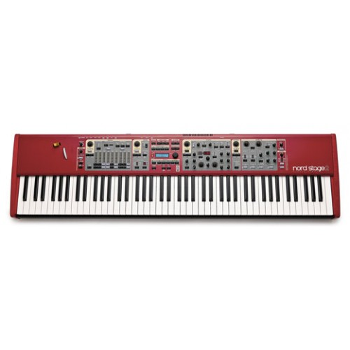 Nord Stage 2 Ha88 88 Key Piano Synthesizer Keyboard