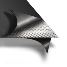Nordon Sg103 Ss316 Tanged Graphite Reinforced Sheet