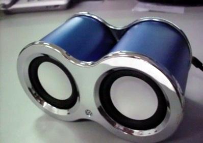Novelty Binocular Speaker