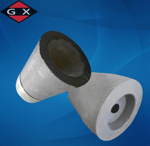 Nozzle For Continuous Metal Casting