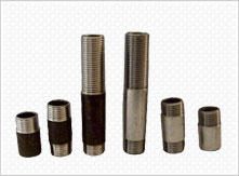 Npt Astm Steel Pipe Nipples And Sockets