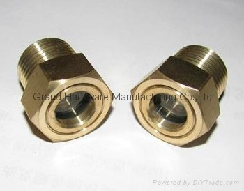 Npt Brass Oil Sight Glass