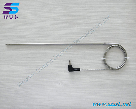Ntc Thermistor Temperature Sensor Probe For Bbq Fork Thermometer