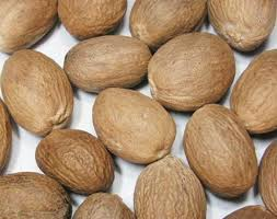 Nutmeg Without Shell