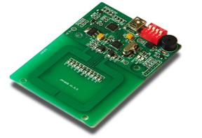 Nxp Rc522 Rc523 13 56mhz Hf Rfid Id Card Reader Module Jmy609