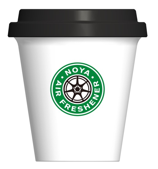 Ny 036 Coffee Cup Air Freshener