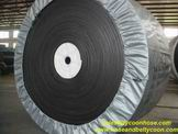 Nylon Conveyor Belt With Rubber Coated