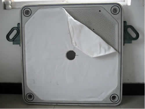 Nylon Filter Cloth Ensures Long Life Period In Abrasive Filtration