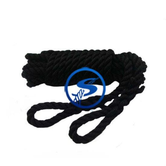 Nylon Rope 3strand Pull Twist Ropes