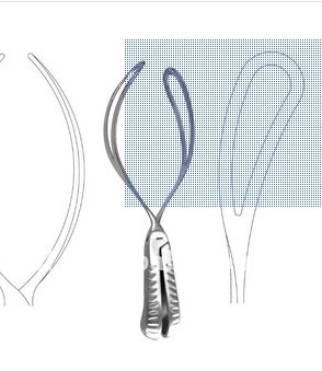 Obstetrical Forceps Shanghai Medical Instruments Group Ltd