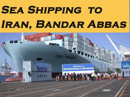 Ocean Freight Cargo Consolidation Sea Forwarder
