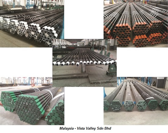 Octg Api 5ct 5b Tubing Pipe And Casing