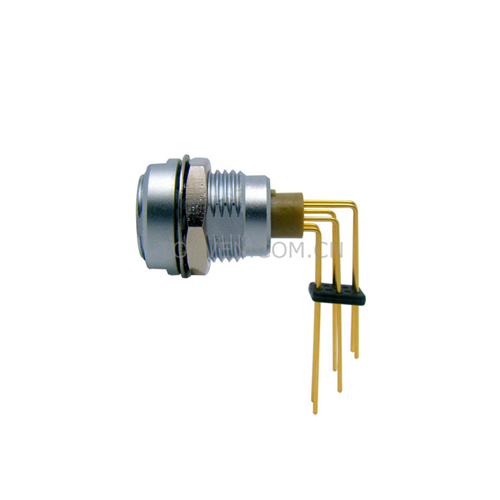 Odu Connector Push Pull Fixed Socket Nut Fixing