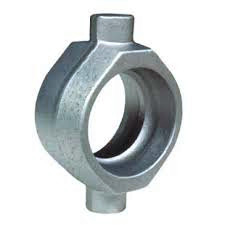 Oem Carbon Steel Square Forging Flange With Iso Certification