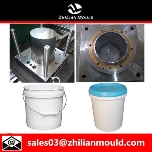 Oem Custom Plastic Bucket Mould
