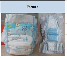 Oem Good Quality Disposable Sleepy Baby Diaper