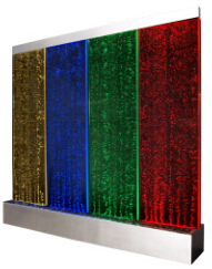 Oem Led Bubble Wall For Home Decoration In Stainless Steel Acylic Sale